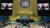 Infektionen legen UNO-Hauptquartier lahm (Artikel enthält Video)