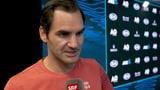 Federer: «Dachte, dass er gefährlich werden könnte» (Artikel enthält Video)