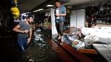 Teile Istanbuls überflutet (Artikel enthält Video)