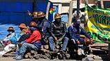 Die Blockaden der Morales-Anhänger kosten Menschenleben (Artikel enthält Audio)