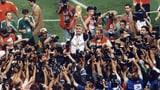 Die Grande Nation jubelt dank Zidane (Artikel enthält Video)