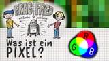 Video «Frag Fred: Was sind Pixel? (2/3)» abspielen