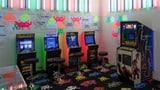 Gamen im Waffensaal (Artikel enthält Video)