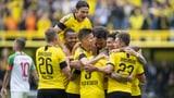 Dortmund verschläft den Start und gibt dann richtig Gas
