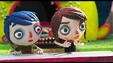 Video «Schweizer Animationsfilm – eine Zucchini erobert die Romandie» abspielen