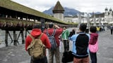 Zentralschweizer Tourismus leidet besonders stark unter Corona (Artikel enthält Audio)