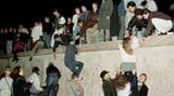 Zeitstrahl: Der Fall der Berliner Mauer