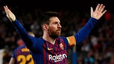 6. «Goldener Schuh» für Messi (Artikel enthält Audio)