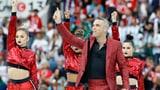 Festa d'avertura plain colurs e Robbie Williams (Artitgel cuntegn audio)