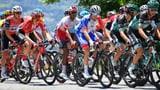 Anspruchsvolle Tour-Hauptprobe mit 4 Schweizern