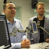 Oliver Lubrich und Thomas Nehrlich