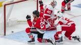 Suter trifft in der NHL erstmals – und dies gleich dreifach (Artikel enthält Video)