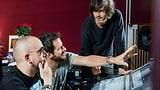 Video «Songmates Georg Schlunegger und Ben Mühlethaler» abspielen