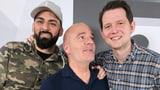 Lustig geweckt mit Guy Landolt, Hamza Raya und Fabian Unteregger (Artikel enthält Video)