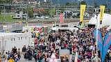Das war der Publikumstag: 30'000 feierten das Gotthard-Tunnelfest