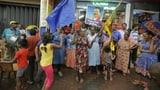Ex-Militärchef Gotabaya Rajapaksa wird neuer Präsident (Artikel enthält Audio)