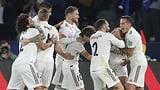 Zum 3. Mal in Serie: Real gewinnt die Klub-WM (Artikel enthält Video)