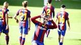 Barcelona nimmt in der Liga Fahrt auf
