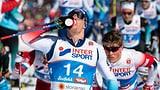 Cologna im Skiathlon deutlich geschlagen (Artikel enthält Video)