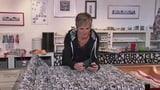 Video «Dreister Stoffhändler beklaut Künstlerin: Streit ums Design» abspielen
