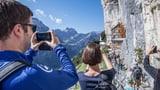 Berggasthaus Äscher unter neuer Führung (Artikel enthält Audio)