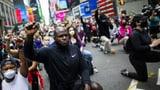 Proteste in US-Metropolen gehen weiter (Artikel enthält Video)