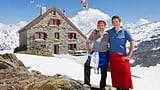 Jeanne Richenberger und Tanja Pfammatter: Rotondohütte UR