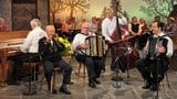 Video «Handorgelduo Rogenmoser-Herger mit Chaspi Gander» abspielen