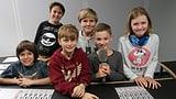 Das Regionaljournal Zentralschweiz in Kinderhand (Artikel enthält Bildergalerie)