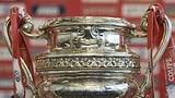 2. Cup-Halbfinal und Final: Anspielzeiten bekannt (Artikel enthält Video)
