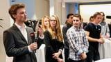 Radio SRF 3: Davoser Schüler befragen Sergio Ermotti