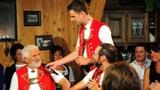 Video «Alderbuebe & Gespräch mit Walter Alder» abspielen