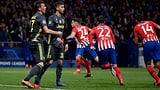 Atletico belohnt sich spät, dafür ohne Diskussionen (Artikel enthält Video)