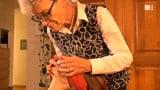 Leinsamenpäckli gegen Kiefer- und Stirnhöhlenschmerzen (Artikel enthält Video)