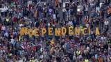 Katalanische Seperatistenführer zu hohen Haftstrafen verurteilt (Artikel enthält Video)