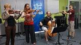 Ein ganzer Tag im Zeichen der Schweizer Musik (Artikel enthält Video)