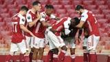 Arsenal und Benfica ohne Probleme – Leverkusen verliert