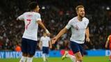 England mit Schützenfest zum EM-Ticket