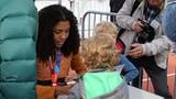 Die schnellste Schweizerin wird zuhause gefeiert (Artikel enthält Audio)