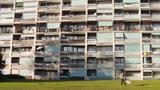 Eine Grosssiedlung als Stimmungsbild der Schweiz