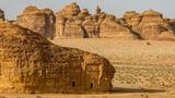 Pariser Ausstellung pusht Millionendeal mit Saudi-Arabien (Artikel enthält Audio)