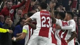 Furioses Ajax führt Dortmund vor (Artikel enthält Video)