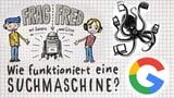 Video «Frag Fred: Wie funktioniert eine Suchmaschine? (1/3)» abspielen