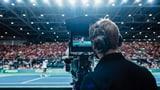 Welche Tennisspiele überträgt SRF live?