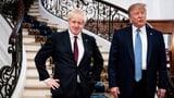Trump stellt Grossbritannien «grossen Handelsdeal» in Aussicht (Artikel enthält Video)