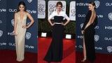 Von gewagt bis bieder: Schaulaufen bei den Golden Globe Awards (Artikel enthält Bildergalerie)