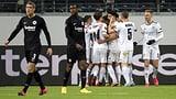 Basel spielt Achtelfinal-Rückspiel zu Hause (Artikel enthält Video)