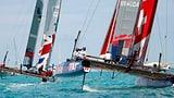 Schweiz beendet Youth America's Cup auf Platz 3 (Artikel enthält Video)