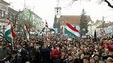 Das ungarische Trauma und Orbans grossungarische Ambitionen (Artikel enthält Audio)