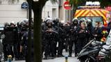 Minister: Messerangriff in Paris ist «islamistischer Terrorakt» (Artikel enthält Video)